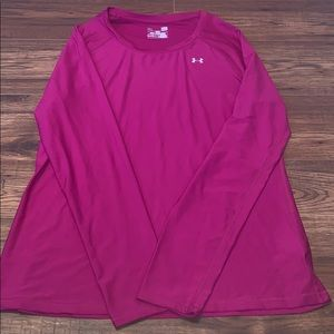 Under amour long sleeve T-shirt